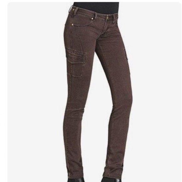 CAbi Denim - Cabi Bittersweet Cargo Skinny Jeans